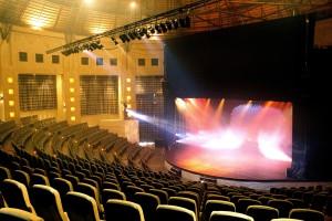 Izulu Theatre Interior